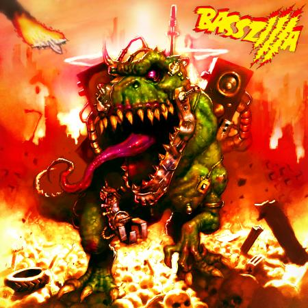 BASSZILLA - Support Your Local Apocalypse Dealer (Lim. Digipak 2CDs)