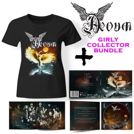 Bundle Girly - AEVUM - Multiverse (Lim. Digipak + T-shirt)