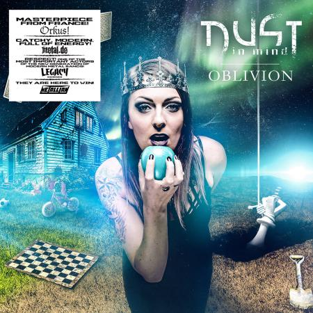 DUST IN MIND - Oblivion (Lim. Digipak)