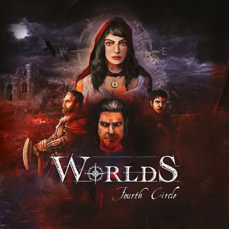 FOURTH CIRCLE - Worlds (Lim. Digipak)