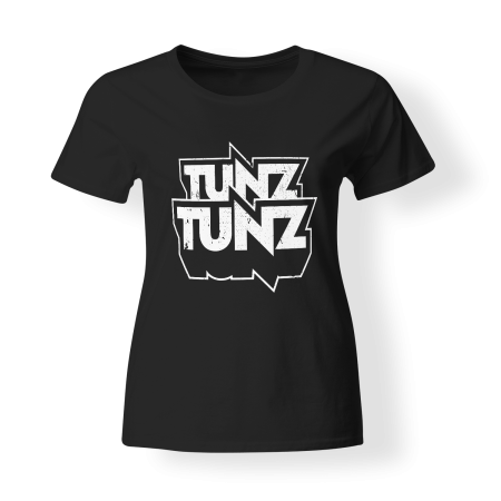 T-shirt Girly - TUNZ TUNZ - Logo