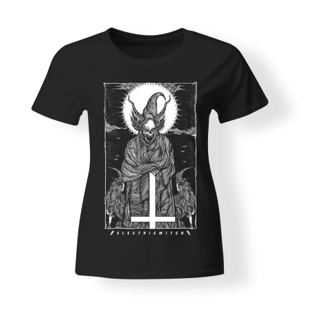 T-shirt Girly - ELECTRIC WITCH - Death Dealer