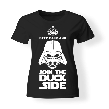 T-shirt Girly - EXTIZE - Duck Vader