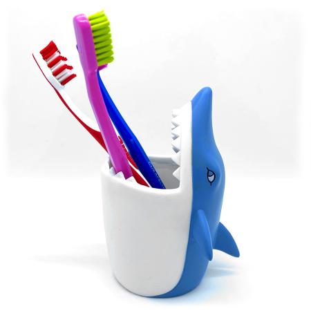 SHARKER - Toothbrush holder