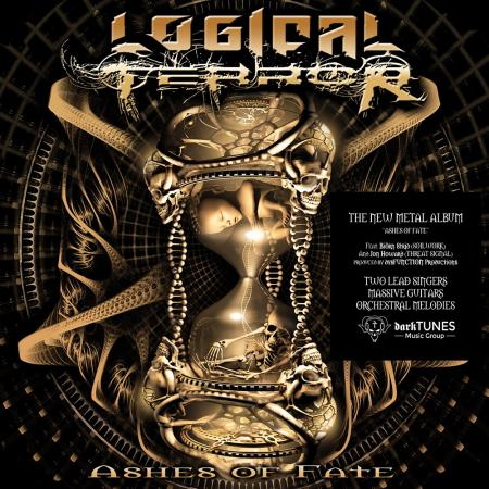 LOGICAL TERROR - Ashes Of Fate (Lim.Digipak)