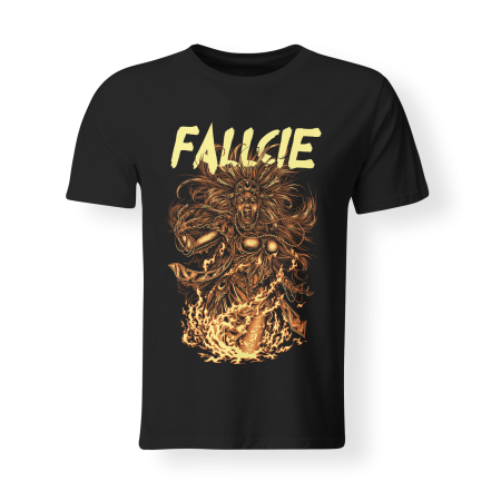 T-shirt Man - FALLCIE - Witch