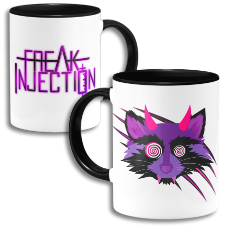 Tasse - FREAK INJECTION - Raccoon