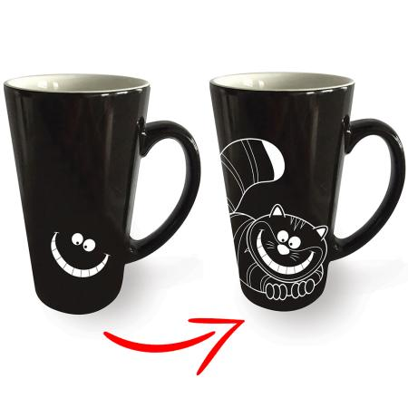 Mug - CHESHIRE CAT (color changing)