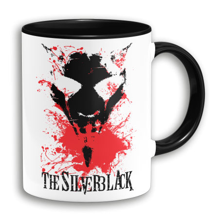 Mug - THE SILVERBLACK - Demon