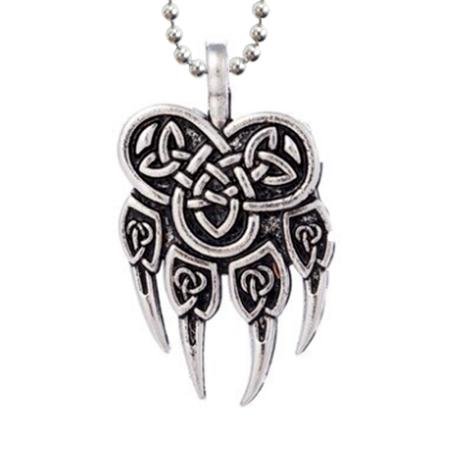 Necklace - Berserker Paw