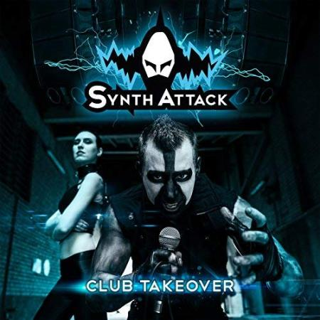 SYNTHATTACK - Club Takeover (Lim. Digipak)