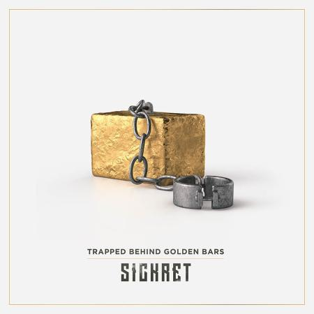 SICKRET - Trapped Behind Golden Bars (Lim. Digipak)