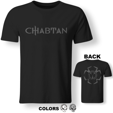 T-shirt Man - CHABTAN - Tribal