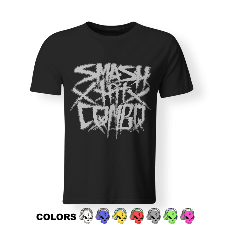 T-shirt Man - SMASH HIT COMBO - Tag