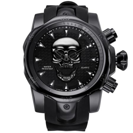 Wristwatch - Big Skull