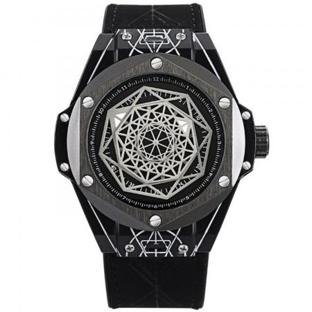Wristwatch - Geoccult Black