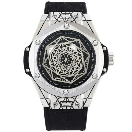 Wristwatch - Geoccult Silver