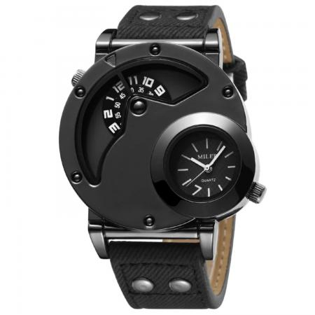 Wristwatch - Iron Black