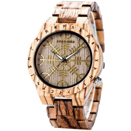 Wristwatch - Viking Wood Nature