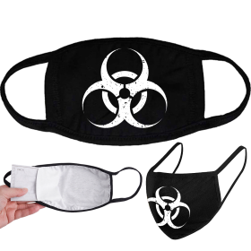 Face Mask - DARKMERCH - Biohazard