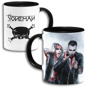 Tasse - STONEMAN - Blood
