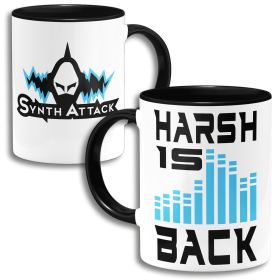 Tasse - SYNTHATTACK - Harsh is Back