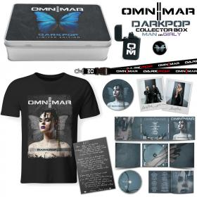 Bundle - OMNIMAR - DARKPOP - COLLECTOR METAL BOX